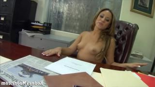 Office job forced porn